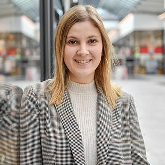 Katharina Blechschmidt, Marketing Outlet Center Selb