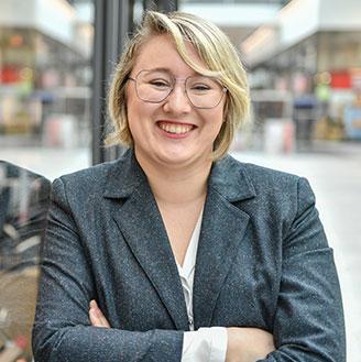 Stefanie Schmidt, Marketing Outlet Center Selb