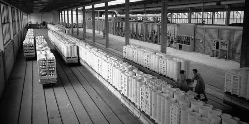 Porzellan Fabrik Heinrich