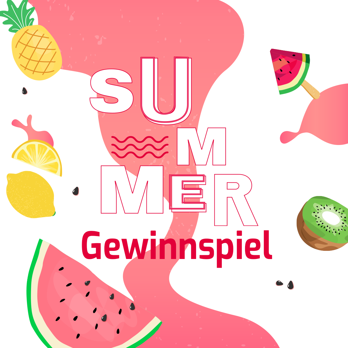 Sommergewinnspiel