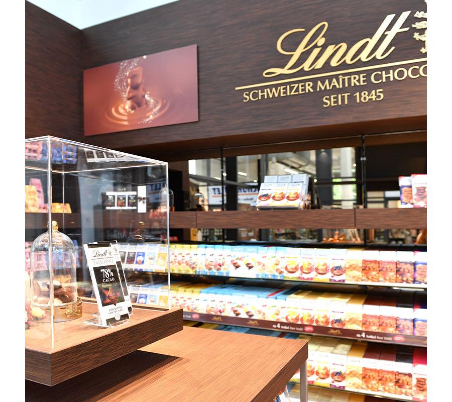 Lindt Shop 2